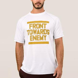 Front in Richtung zum Feind T-Shirt