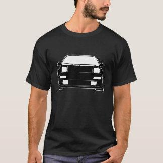 Front und Rückseite Toyotas MR2 T-Shirt