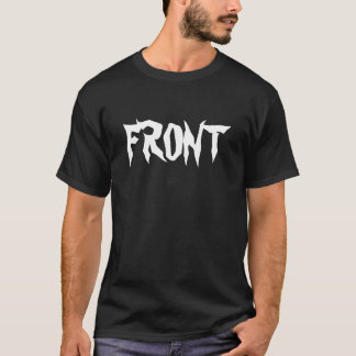 FRONTEN-RÜCKSEITE T-Shirt
