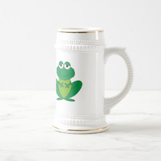 Frosch 1 bierglas