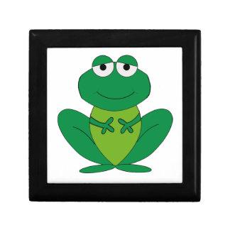 Frosch 1 geschenkbox