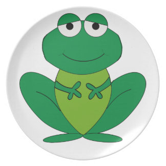 Frosch 1 teller