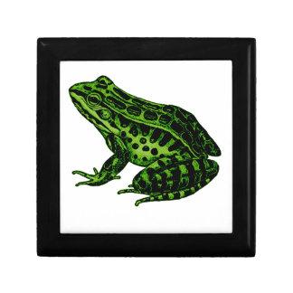 Frosch 2 geschenkbox