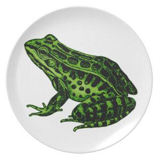 Frosch 2 teller