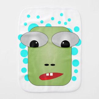 Frosch Baby Spucktuch