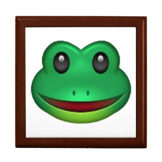 Frosch - Emoji Geschenkbox
