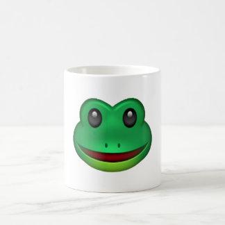 Frosch - Emoji Kaffeetasse