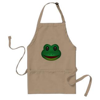 Frosch - Emoji Schürze