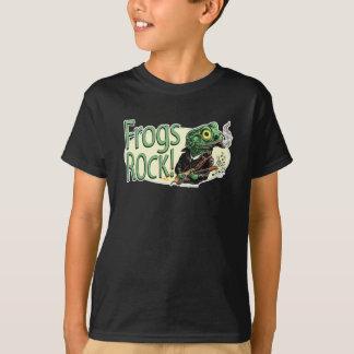 Frosch-Felsen! T - Shirt