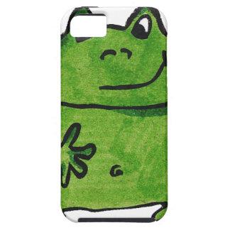 Frosch Frog iPhone 5 Etui