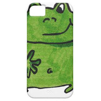 Frosch Frog iPhone 5 Schutzhülle