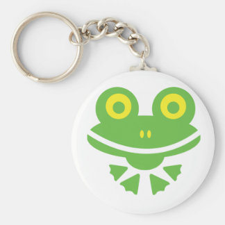 Frosch - frog schlüsselanhänger