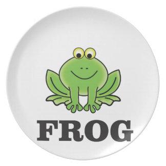 Frosch frogger teller