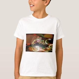 Frosch in einer Blase T-Shirt