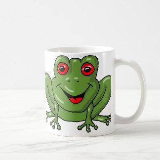 Frosch Kaffeetasse