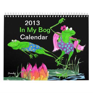 Frosch-Kalender Kalender