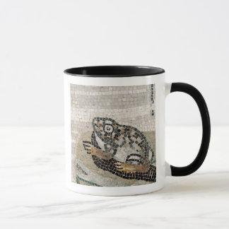 Frosch, Nil-Mosaik, vom Haus des Faun Tasse