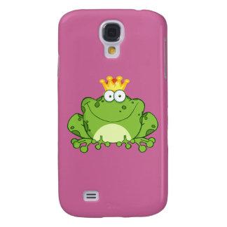 Frosch-Prinz Galaxy S4 Hülle