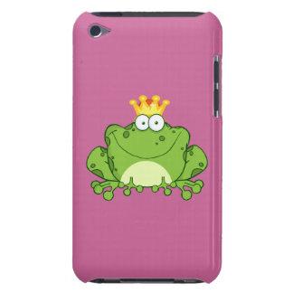 Frosch-Prinz iPod Case-Mate Hüllen