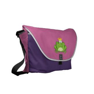 Frosch-Prinz Kurier Tasche
