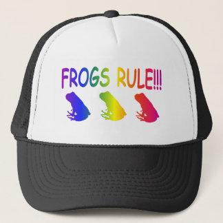 Frosch-Regel Truckerkappe