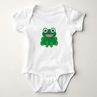 Frosch - Regenwald-Baby Baby Strampler