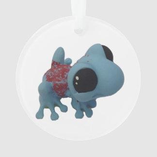 Frosch-Verzierung Ornament