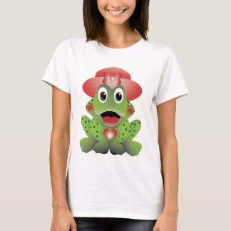 Frosch (weiblich) T-Shirt