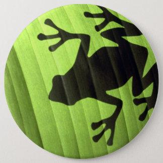Frösche Runder Button 15,3 Cm