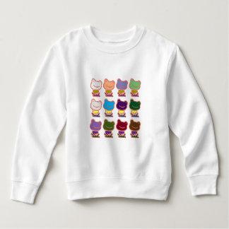 FROSCHfroggy-MUSTER Sweatshirt
