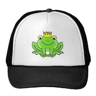 Froschkönig Caps