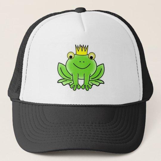 Froschkönig Truckerkappe