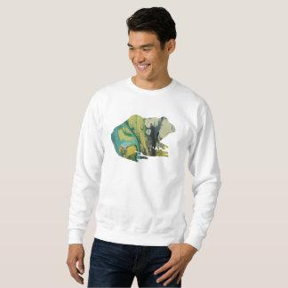 Froschkunst Sweatshirt