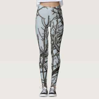 Frost-Camouflage Leggings