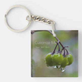Frucht der Klarheit Schlüsselanhänger