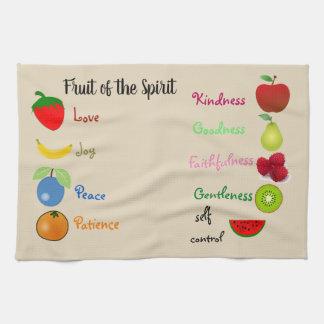 Frucht des Geist-Geschirrtuchs Geschirrtuch
