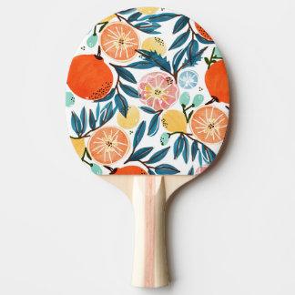 Frucht-Dusche Tischtennis Schläger