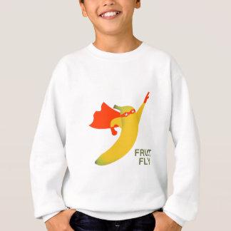 Frucht-Fliege Sweatshirt