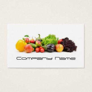 Frucht-Gemüse/gesundes Leben/vegetarische Karte