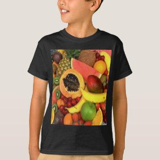 FRUCHT-GEMÜSE T-Shirt