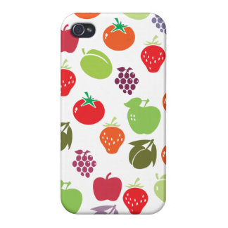 Frucht iPhone 4/4S Cover