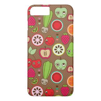 Frucht-Küchen-Muster iPhone 8 Plus/7 Plus Hülle