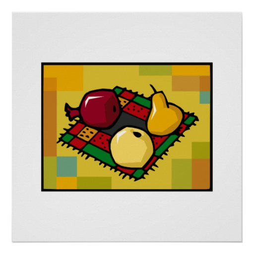 Frucht Kwanzaa Plakatdrucke