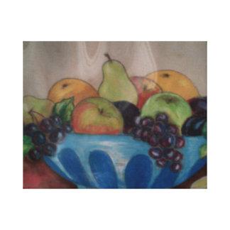 Frucht Leinwanddruck