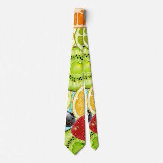 Frucht-Mischungs-Party Personalisierte Krawatten
