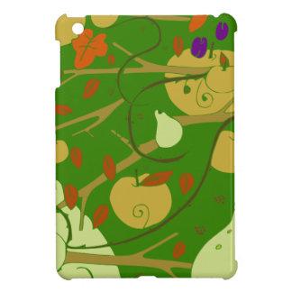 Frucht-Schablone iPad Mini Hülle