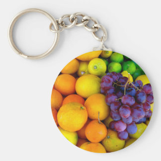 Frucht Schlüsselanhänger