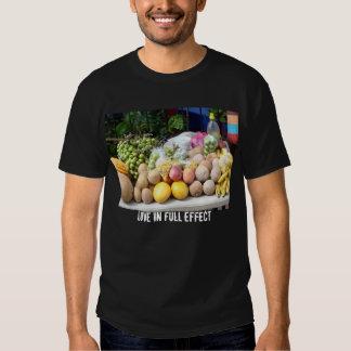 Frucht-T-Stück Hemd