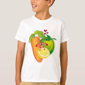 Frucht-und Veggies-Felsen! T-Shirt