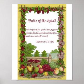 Früchte des Geistes Poster